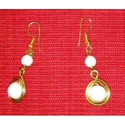 2-Bead earing