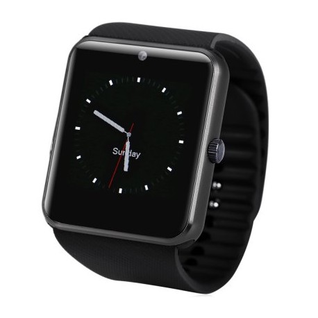Aiwatch A8 Bluetooth Smart Watch MTK6261 Single SIM Phone with Dialer Camera Sleep Monitor Waterproof