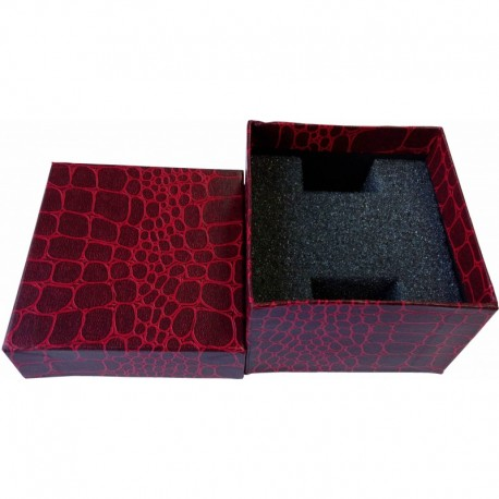 Wrist watch Giftbox in Red and Black