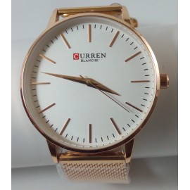 CURREN Blanche Ladies Stainless Steel Quartz Watch - whk000324