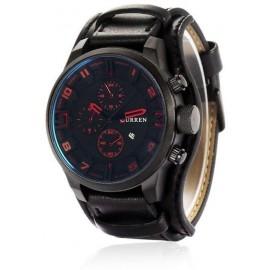 CURREN 8225 Men's Quartz Watch, Waterproof with Calendar - whk000323