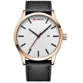 CURREN Men's Quartz Simple Watch, with Date Function - whk000332