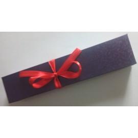 Paper Gift Box 25cm X 4cm X 4cm