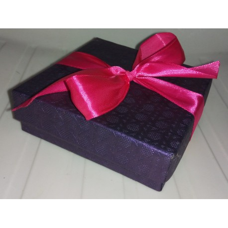 Carboard Gift Box - 10.5X10.5X3 CM
