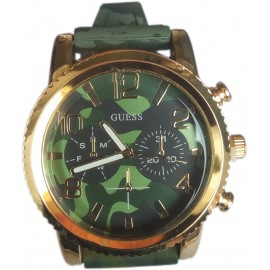 Military-style Men's Wrist Watch