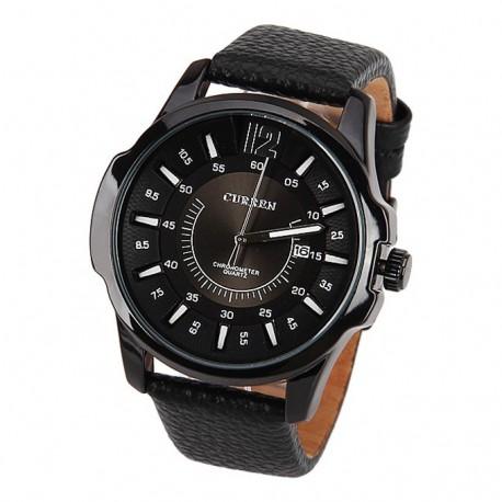CURREN 8123 Men's Quartz Business Watch, with Date Function - whk000331