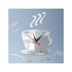 DIY Coffee Cup Clock