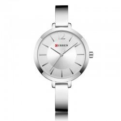 CURREN 9012 Blanche Ladies Stainless Steel Quartz Watch