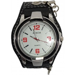 ACACIA Rock Leather Watch