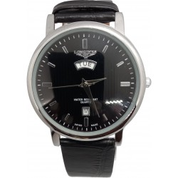 Longines Men's Leather Watch