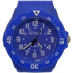 Keymax Silicon Strap Children's Watch