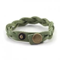 Leather Womens Bracelet